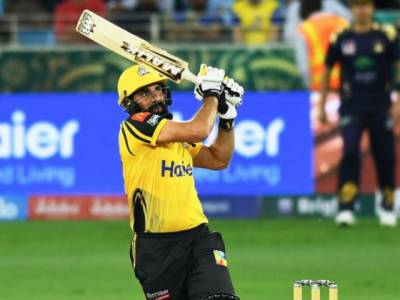 Legendry skipper Misbah ul Huq teaches PSL T20 youngsters a lesson