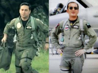 Pakistan for the first time named the PAF Pilots who shotdown two IAF fighter jets after 5 decades