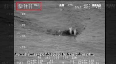 Pakistan Navy foils Indian submarine attempt to enter in Pakistani waters