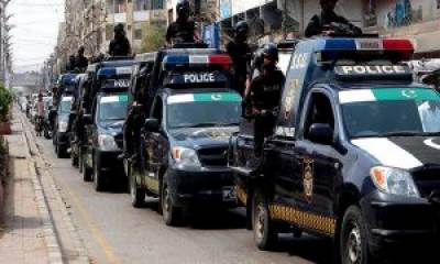Sindh Police launches crackdown against banned organisations seminaries, 56 facilities seized