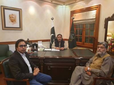 Syed Sumsam Ali Bukhari appointed as the new Information Minister of Punjab