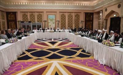 US, Taliban talk on troop withdrawal, counter-terror at peace talks