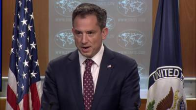 US urges Pakistan, India to continue to take steps for de-escalation of tensions