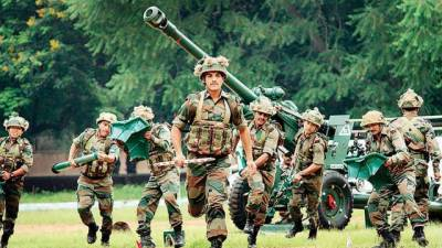 Indian Army faces severe shortage of officers on field: Report