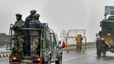 Indian Army official kidnapped from Occupied Kashmir? Report