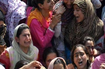 Indian Military victimization of Kashmiri women continue unabated