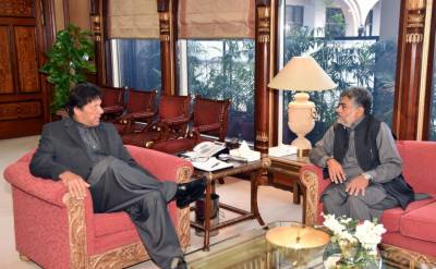 Prime Minister, Punjab Information Minister discuss overall situation of province