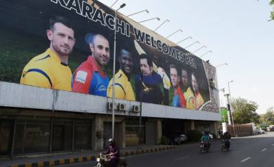PSL's last leg will begin in Karachi tomorrow
