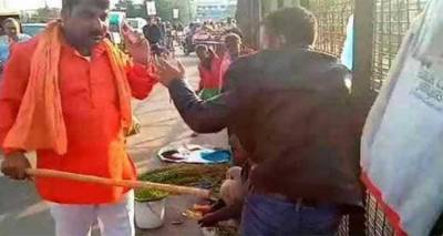 Two Kashmiri vendors beaten up in Lucknow