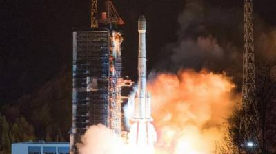 China launched new communication satellite