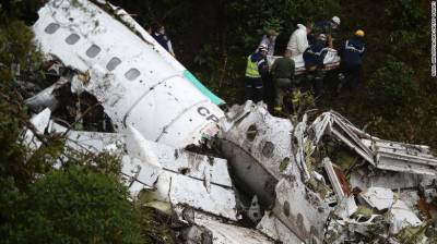 Plane crash kills all 12 onboard in Central Columbia