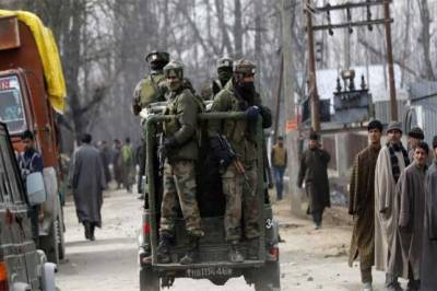 Despite having over 700,000 troops in IOK, India could not dare hold state elections in Occupied Kashmir