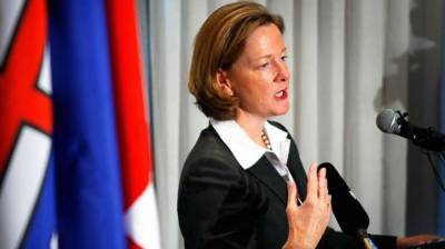 Indian military jets breached LoC on unproved allegations, Pakistan had right to defend itself: Alison Redford