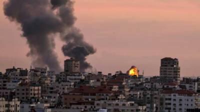 Israeli jets strike targets in Gaza