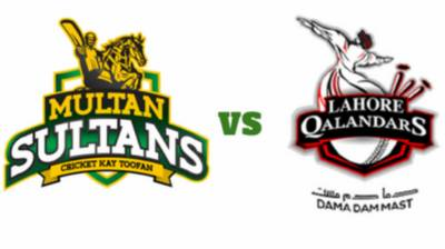 PSL: Lahore Qalandars to take on Multan Sultans today