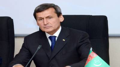 Turkmen Foreign Minister to arrive in Pakistan with high profile delegation