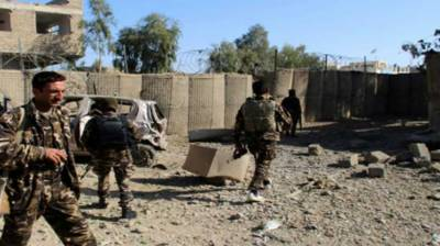 14 Taliban, 4 security personnel killed in Afghan clash