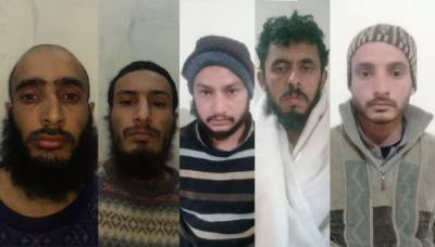 In a big breakthrough, Security Forces bust terrorists network and arrest five hardcore terrorists