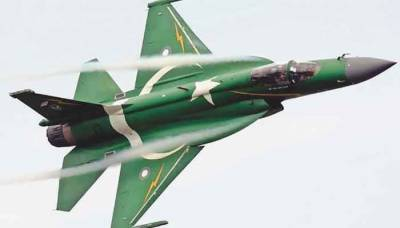 In a big milestone, PAF JF 17 fighter jet successfully fires indigenously built long range smart weapon