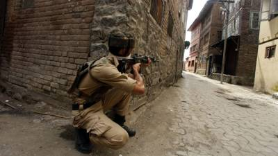 India has launched an all-out war against Occupied Kashmir people: Sehrai