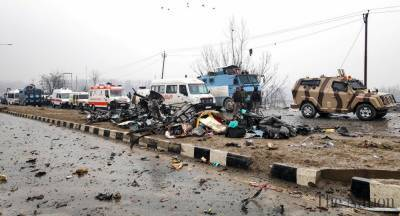 India infuriated with New York Times calling Pulwama attack an explosion