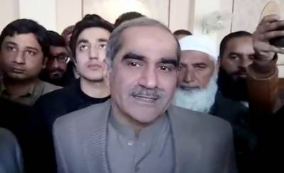 Khawaja Saad Rafique lands in yet another big trouble