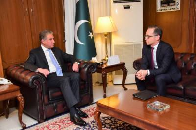 Pak,Germany discuss bilateral relations, regional situation & efforts for peace in Afghanistan