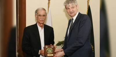 Pakistan and UK decide to further enhance defence partnership