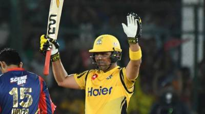 Peshawar Zalmi beat Karachi Kings by 61 runs