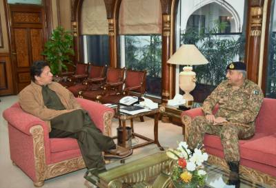 PM, Army Chief discuss matters relating to national security