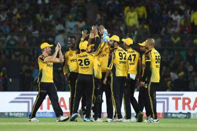 PSL Play-off round: Peshawar Zalmi to face Quetta Gladiators on Wednesday