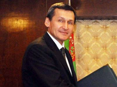 Turkmen FM arriving in Islamabad today for talks with Pakistani leadership