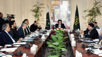 Cabinet Committee of CPEC held in Islamabad