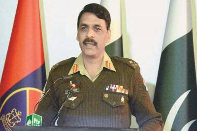 DG ISPR takes a shot at India after disgraceful series defeat coming from Pakistan born Usman Khawaja STRIKE