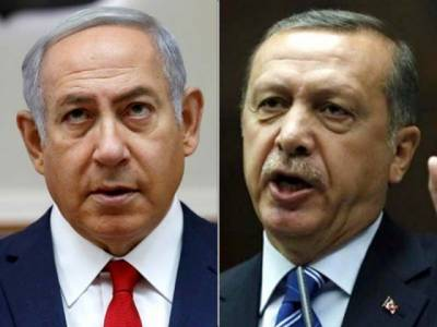 Israeli PM Netanyahu hits out at Turkish President Tayyip Erdogan
