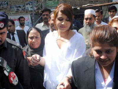 Lahore High Court announces verdict on Ayyan Ali bail plea