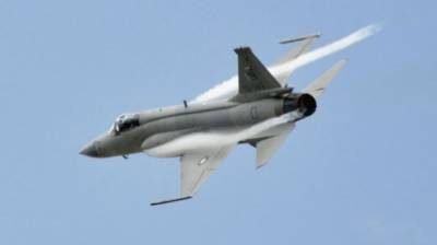 Pakistan successfully test fires indigenously developed smart weapon from JF-17
