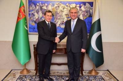Pakistan, Turkmenistan agree to enhance bilateral economic ties