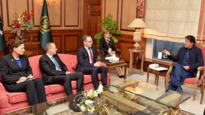 PM briefs German Foreign Minister on regional situation