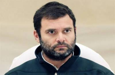 Sedition case filed against Congress chief Rahul Gandhi in India