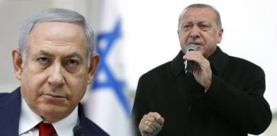 Turkish President Tayyip Erdogan blasts Israeli PM Netanyahu