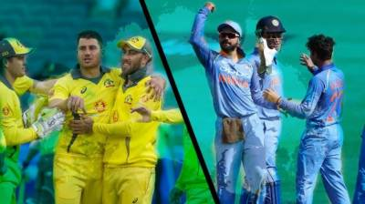 Australia disgraced India in ODI series at home ground