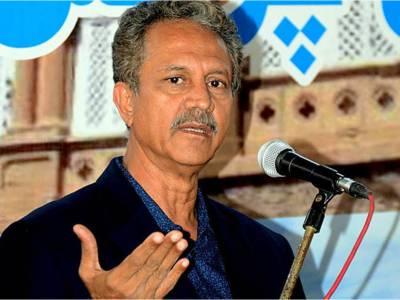 CSS Officers call on Mayor Karachi