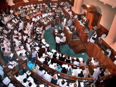 Government and Opposition benches united in PA over rise in own salaries