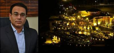 Monal's owner Luqman Ali Afzal becomes first ever 'enterpenuer' in the history of Pakistan to receive 'Pride of Performance' award