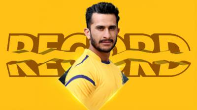 Pacer Hasan Ali makes history in Pakistan Super League