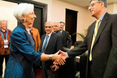 Pakistan IMF near inking $10 billion bailout deal