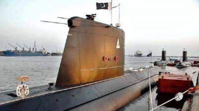 Pakistan Navy inks accord to modernise submarine fleet