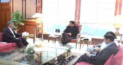 PM, Secretary General ECO discuss matters pertaining to mutual interest