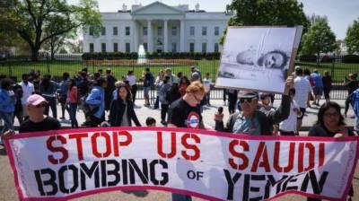 Senate votes end US support of Saudi-led Yemen war